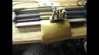 Самодельный режущий плоттер (Vinyl cutter)(, 2014-02-12T14:13:20.000Z)
