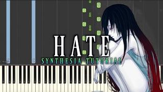 Скачать Dark Piano Hate Synthesia Tutorial