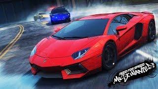 8 ДУЭЛЬ С БОССОМ ИССИ в видео для детей про машинки и погоню в Need for Speed Most Wanted