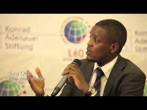 Angelo Izama and Total's Tony Otoa on Uganda's proposed oil pipeline