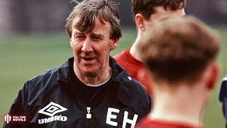 Eric Harrison: Legendary Youth Coach! Manchester United Fan Phone In!