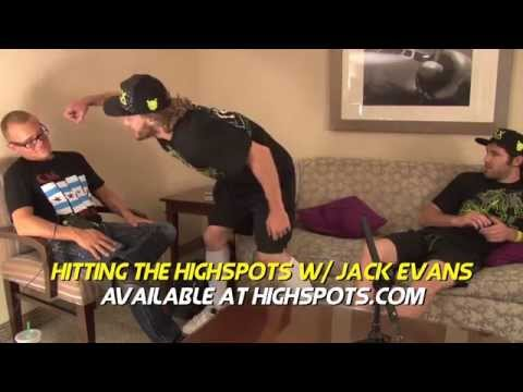 Hitting the Highspots with Jack Evans -Preview