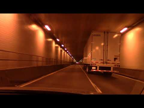 I-77 East River Mountain Tunnel Southbound
