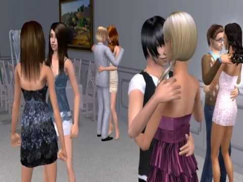 """Say It Right"" odcinek 2 - serial the sims 2"