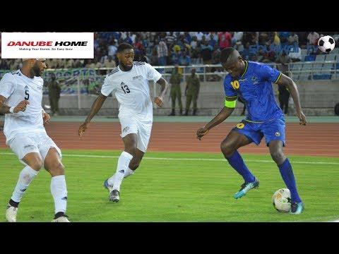 Magoli yote Samatta na Msuva Taifa stars 2 - 0 Cape Verde