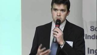 2010 - Présentation des Journées de l'UPSTI par M. Riou