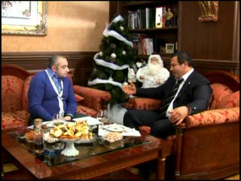 "PROSPEROUS ARMENIA PARTY PRESIDENT GAGIK TSARUKYAN IS THE GUEST OF ""URVAGITS"" PROGRAMME"