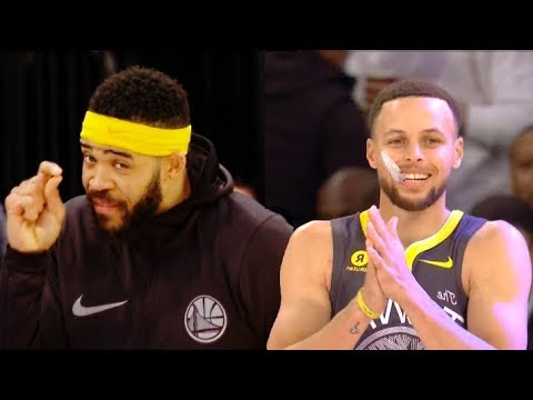 Warriors '17-18 Season: Game 61 vs Knicks (2-26-2018)