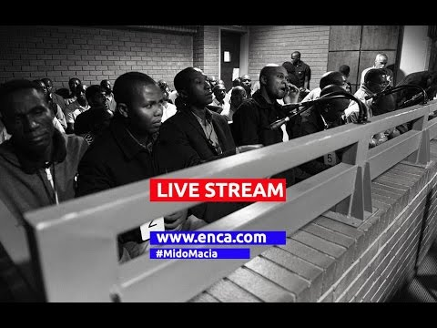LIVE: Day two of Mido Macia court proceedings