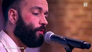 Algora - El amado distraído (en directo en el programa Likes #0)