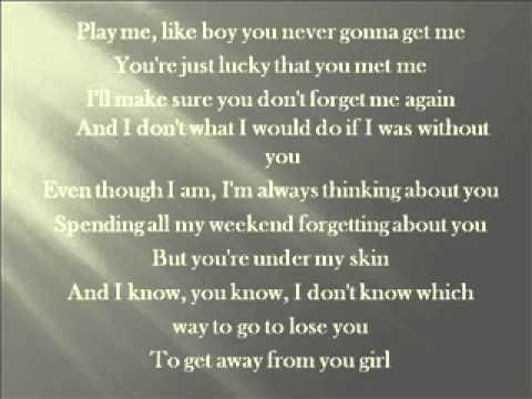 Casey Abrams - Get Out Lyrics.wmv