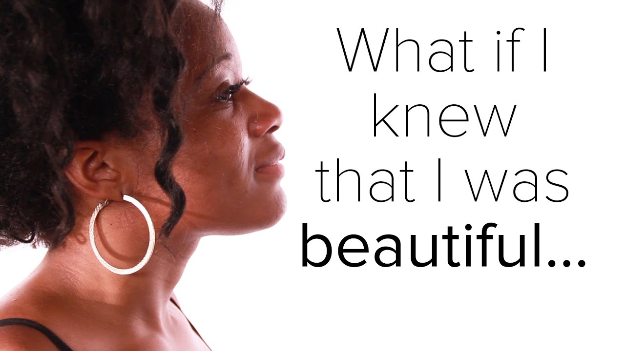 What if I knew I was beautiful by Daysha Edewi