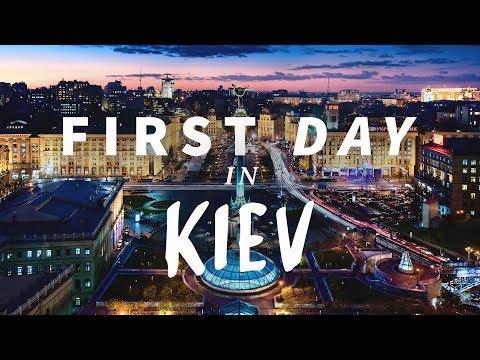 First day in KIEV 🇺🇦 Ukraine // VLOG // Eastern Europe travel