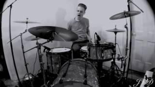 JVD - After The Afterparty - Charlie XCX ft. Lil Yachty (DRUM COVER)