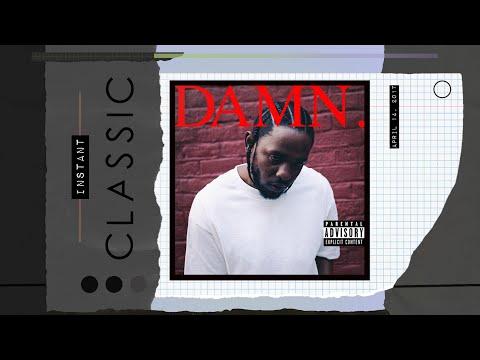 Kendrick Lamar's DAMN. is an INSTANT CLASSIC.
