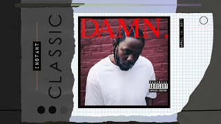 Kendrick Lamar's DAMN. is an INSTANT CLASSIC MP3