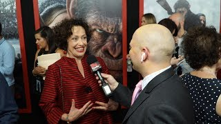 "Video Karin Konoval Live from Red Carpet - ""War for the Planet of the Apes"" download MP3, 3GP, MP4, WEBM, AVI, FLV Januari 2018"