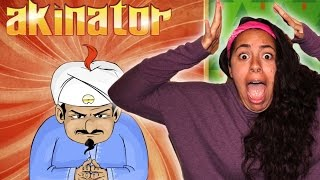 HOW DOES HE KNOW???!! (Akinator)