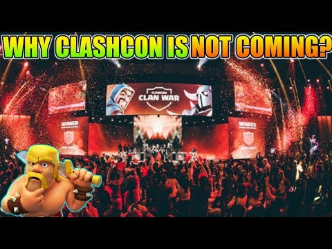 """WHERE IS """"CLASHCON""""? 