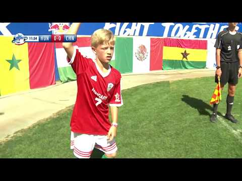 HUNGARY VS CHINA - RANKING MATCH 19/20 - FULL MATCH - DANONE NATIONS CUP 2017