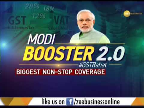 Modi Booster: GST rate reduced from 28% to 18% on 177 products