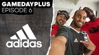 S3 Freestyle team up with Lucas Moura for a special GDP game of HOR...