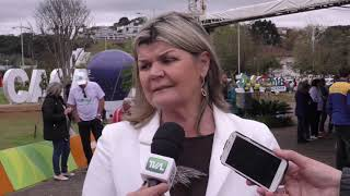 Blumenau é campeã da 58ª edição dos Jogos Abertos de Santa Catarina
