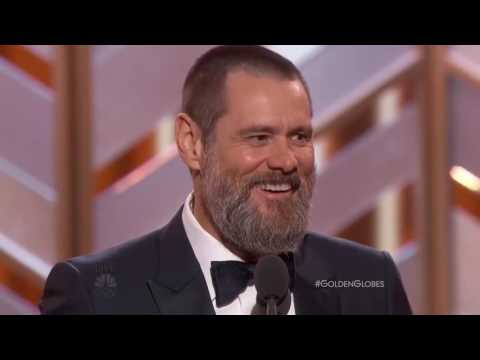 Vanity, Jim Carrey, and the Golden Globes