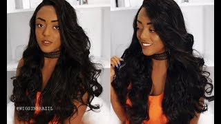 Lace Front Wig Premium Nora  | Iza Marques