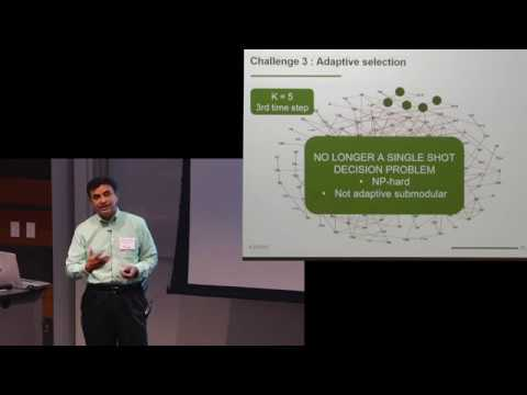 ICAPS 2017: Milind Tambe : How Can AI be Used for Social Good?