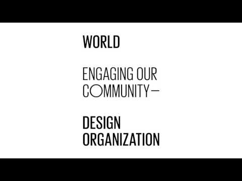 World Design Organization Brand Identity