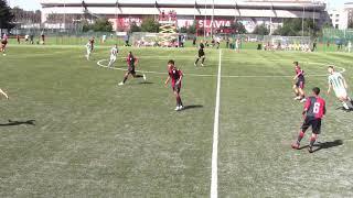 Bican Cup 2019 Praha_Karpaty 1:0 Cagliari Italy_ 2 part