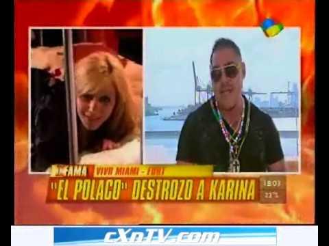 Ricardo Fort desde Miami para infama 27/3/2013