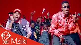 patoranking fire mama aboyo ft olamide   official video