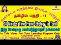 MCX - Intraday Trading - 30 Minutes Time Frame Strategy - Free online Training Class 11 in Tamil