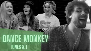 DANCE MONKEY - Tones And I (ACOUSTIC COVER by Germein & Dennis Mansfeld)