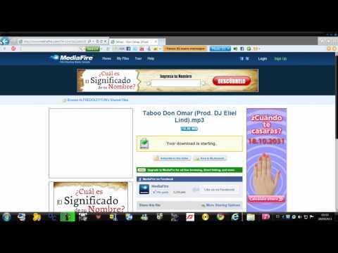 DESCARGAR MUSICA MP3 SIN NINGUN PROGRAMA by MPX. mp4