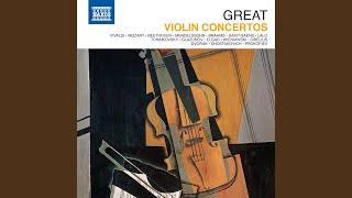 Violinkonzert e-Moll, Op. 64, MWV O14: II. Andante - Allegro non troppo