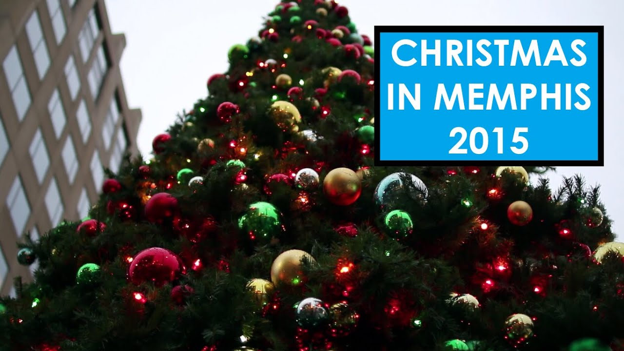 christmas in memphis 2015 youtube