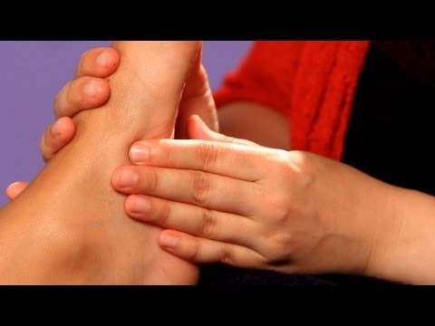 How to Relieve Back Pain | Reflexology