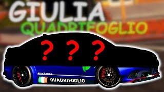LA MIA ALFA GIULIA QUADRIFOGLIO - Need For Speed Payback