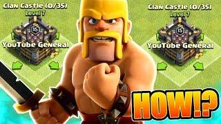GENERAL TONY vs GENERAL TONY!! HOW!? - Clash Of Clans