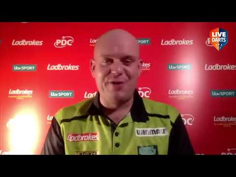 """Michael van Gerwen at Players Championship Finals: """"I'm not really impressed with the other players"""""""