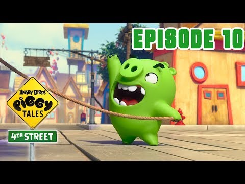 Piggy Tales - 4th Street | Piggin' String - S4 Ep10