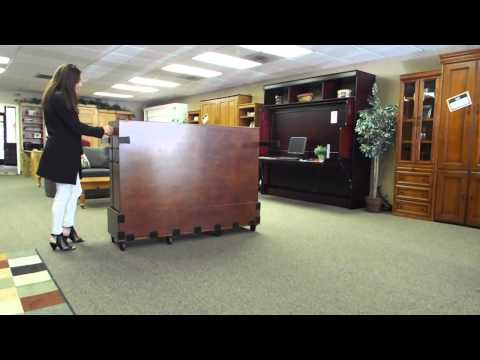 Mobile Bed Closing Video