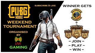 PUBG MOBILE  Pak/IND - SUB GAMES - GIVEAWAY - TOUNAMENTS - CUSTOM MATCHES - LIVE Gaming Pakistan