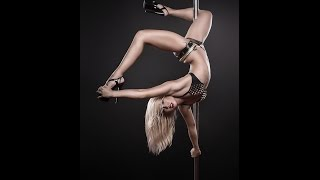 Anastasia Sokolova. Performance after 4 month practicing pole dance.