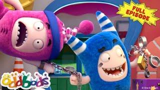Oddbods   BARU   Pertunjukan Bakat Yang Tidak Biasa   EPISODE Lengkap   Kartun Lucu Untuk Anak Anak