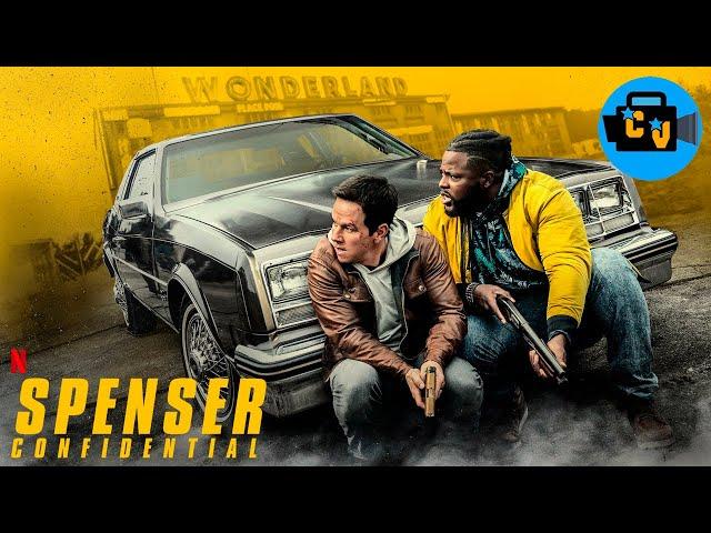 SPENSER: CONFIDENTIAL - (Trailer legendado Portugal - Netflix)