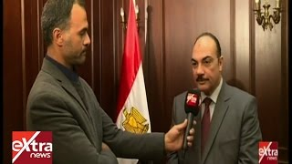 فيديو..محافظ الإسكندرية يوضح استعداداتهم لموسم أعياد الميلاد